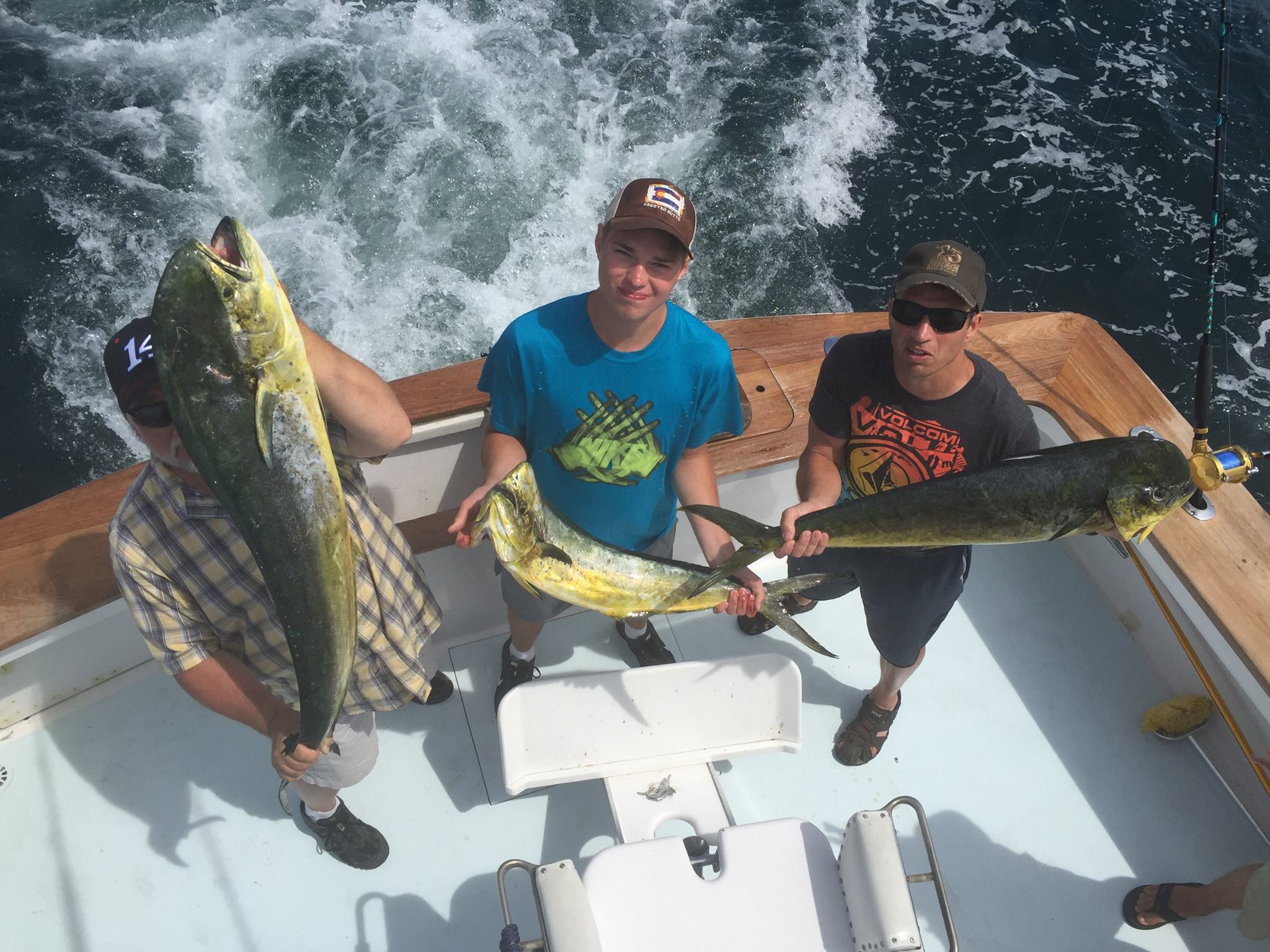 About march hare sport fishing deep sea fishing virginia for Deep sea fishing virginia beach